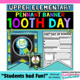 100th Day of School: Writing: Fun 100th Day of School Activity