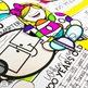 100th Day of School Writing Craftivity