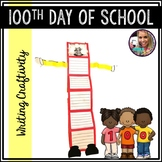 100th Day of School Writing Craft