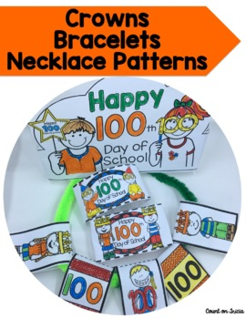 100th Day of School for Kindergarten and First Grade