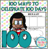 100 Days...Fun in 100 Ways!