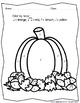 "100th Feedback Freebie - Pumpkin Time ""Color by Note"" {ta"