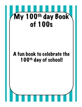 100th day book