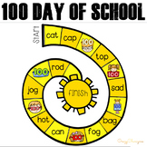 100th day of school activities for Kindergarten and first grade
