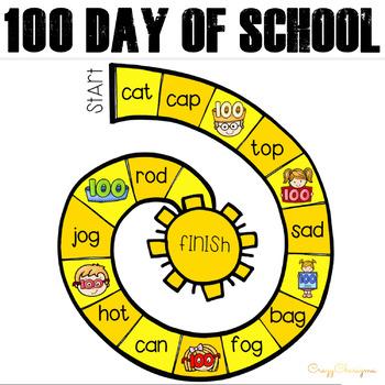 100th Day of School Activities | 100 Days of School Activities