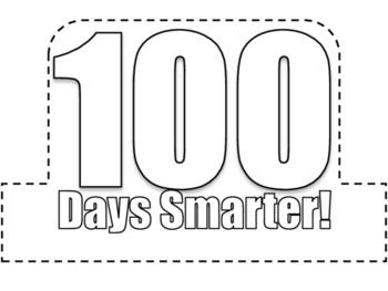 100th Day of School Headbands