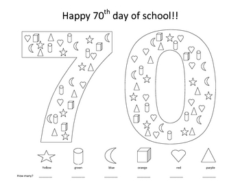 100th day of school: ten days at a time