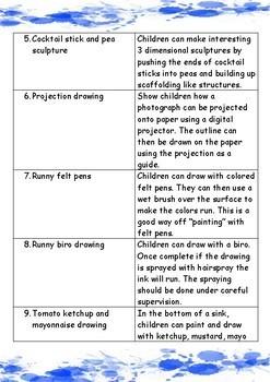 101 Amazing Ideas for Junior Art Lessons