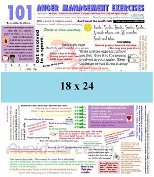 101 Anger Management Exercises