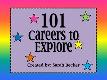 101 Careers To Explore