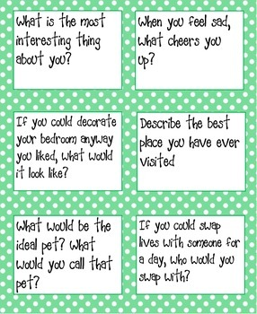101 Conversation Starters for Kids