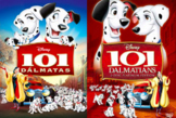 101 Dalmatians Movie Guide Questions in ENGLISH & SPANISH   101 dálmatas