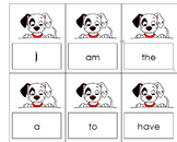 101 Dalmatians Sight Word Game