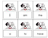 101 Dalmatians Sight Word Game