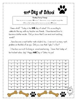 101  Day of School