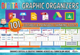 101 Digital Graphic Organizers & Thinking Tools for all su