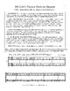 101 Easy Practice Duets for Bassoon