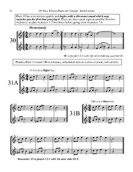 101 Easy Practice Duets for Saxophone