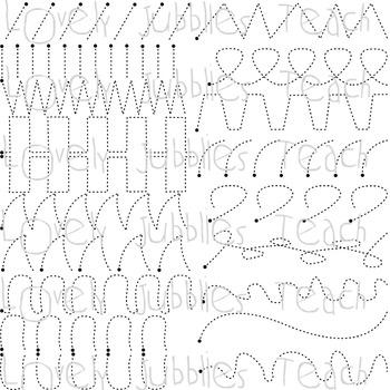 101 Fine Motor Skills Graphics