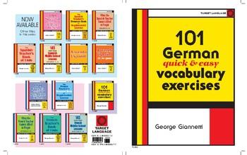 101 German Quick & Easy Vocabulary Exercises