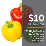 101 High Quality Food Images