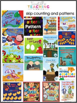 101 Guided Math Read Aloud Books K-2