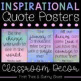 101 Inspiring Quotes Poster Bundle
