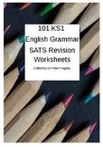 101 KS1 Grammar SATs Revision Worksheets - Perfect for Hom