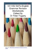 101 KS2 SATs English Grammar Revision Worksheets
