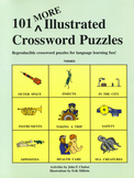 101 More Illustrated Crossword Puzzles