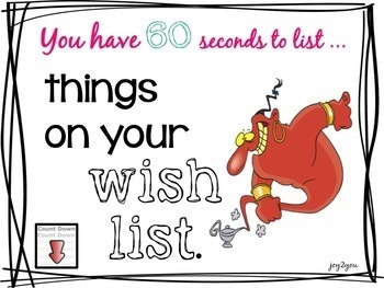 101 PROMPTS for making LISTS in 60 seconds