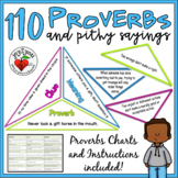 PROVERBS and PITHY SAYINGS -101 Triangles