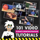 101 Science Demonstration Video Tutorials