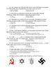 UNIT 12 LESSON 13. World War II TEST (1st Version)
