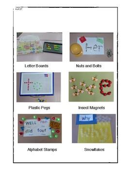 101 sight word activities