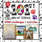 101st Day of School STEM Challenges