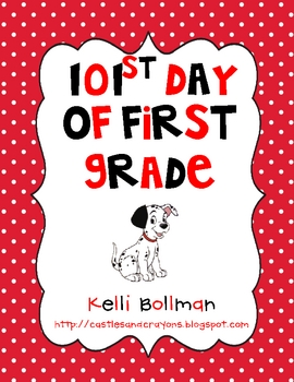 101st Day of First Grade Fun! {FREE}