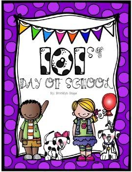 101st Day of School - 101 Dalmatian Theme