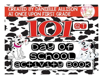 101st Day of School Activity Book