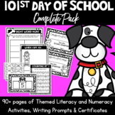 101st Day of School Pack