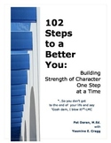 102 Steps to a Better You_Wise Sayings, Character Education Journal