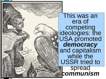 UNIT 13 LESSON 1. The Cold War Begins POWERPOINT