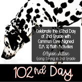 102nd Day - Just like 100th Day or 101st Day but for 2nd Graders!