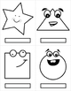 104 Shapes Flash Cards