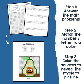 Adding Two Digit Numbers, Word Problems With Double Digit Addition (Regrouping)