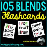 105 Blends: Flashcards