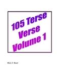 105 Terse Verse Volume 1