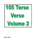 105 Terse Verse Volume 2