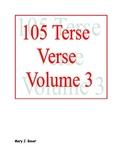 105 Terse Verse Volume 3