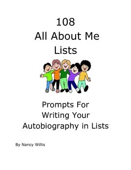 autobiography writing prompts